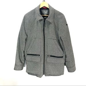 Victorinox herringbone jacket large